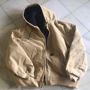 Men's Carhartt heavy Workwear Jacket - Duck Cotton